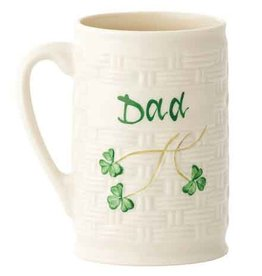 TEAPOTS, MUGS & ACCESSORIES BELLEEK DAD MUG