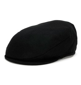 CAPS & HATS VINTAGE BLACK HANNA HAT