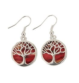 EARRINGS HEATHERGEM TREE OF LIFE EARRINGS