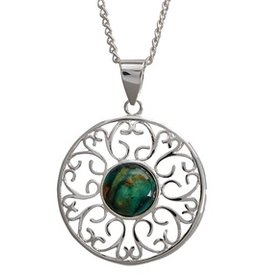 PENDANTS & NECKLACES HEATHERGEM OCHIL PENDANT
