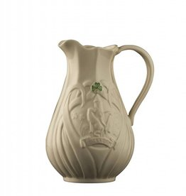 DECOR 2018 BELLEEK TRADEMARK PITCHER