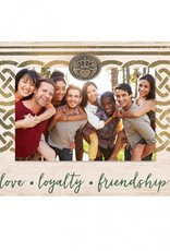 FRAME LOVE, LOYALTY, and FRIENDSHIP METAL CLIP FRAME