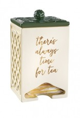 KITCHEN & ACCESSORIES CELTIC TEA BAG DISPENSER