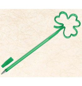 ST PATRICK'S DAY NOVELTY SHAMROCK PEN