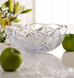 "VASES & BOWLS GALWAY CRYSTAL SYMPHONY 9"" BOWL"