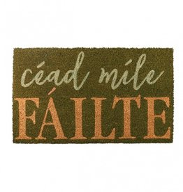 DECOR 'CEAD MILE FAILTE' DOORMAT