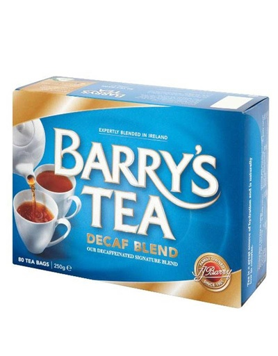 TEAS BARRY'S DECAF TEA (250g)