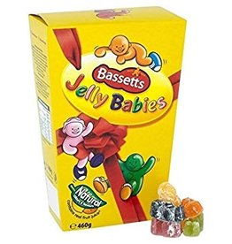 FOODS BASSETTS JELLY BABIES CARTON (400g)