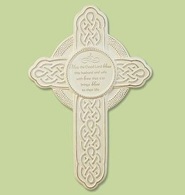 CROSSES IRISH WEDDING CROSS