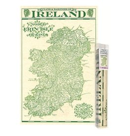 MAPS CLAN & BARONIES OF IRELAND MAP