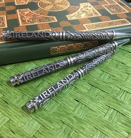 NOVELTY MULLINGAR PEWTER CELTIC PEN