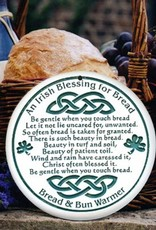 KITCHEN & ACCESSORIES IRISH BLESSING BREAD WARMER