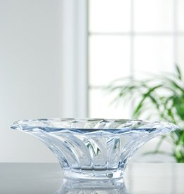 "VASES & BOWLS GALWAY CRYSTAL 8"" VALENCIA BOWL"