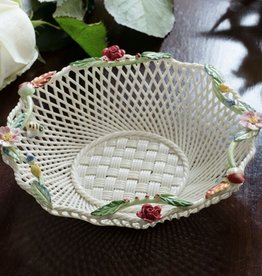 LIMITED EDITION BELLEEK ANNUAL BASKET 2018 - FOUR SEASONS