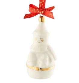 ORNAMENTS BELLEEK LIVING MINI ELF ORNAMENT