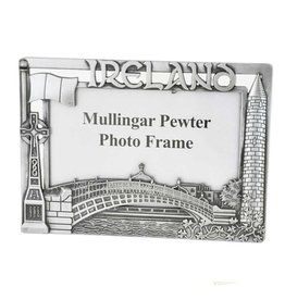 FRAME MULLINGAR PEWTER 4x6 IRELAND FRAME