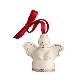 ORNAMENTS BELLEEK LIVING MINI ANGEL ORNAMENT