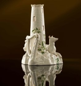 LIMITED EDITION TOWER CENTREPIECE - (1897-1907) BELLEEK ARCHIVE COLLECTION