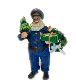 SANTAS OFFICER FRIENDLY - IRISH SANTA
