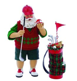 "SANTAS ""GOLF VACATION"" SANTA"