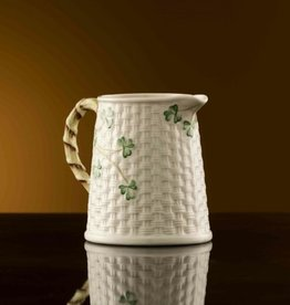 LIMITED EDITION SHAMROCK JUG - (1947-1957) BELLEEK ARCHIVE COLLECTION