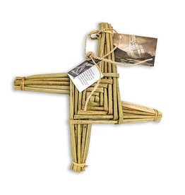 RELIGIOUS REED ORIGINAL ST. BRIGID CROSS - 11""