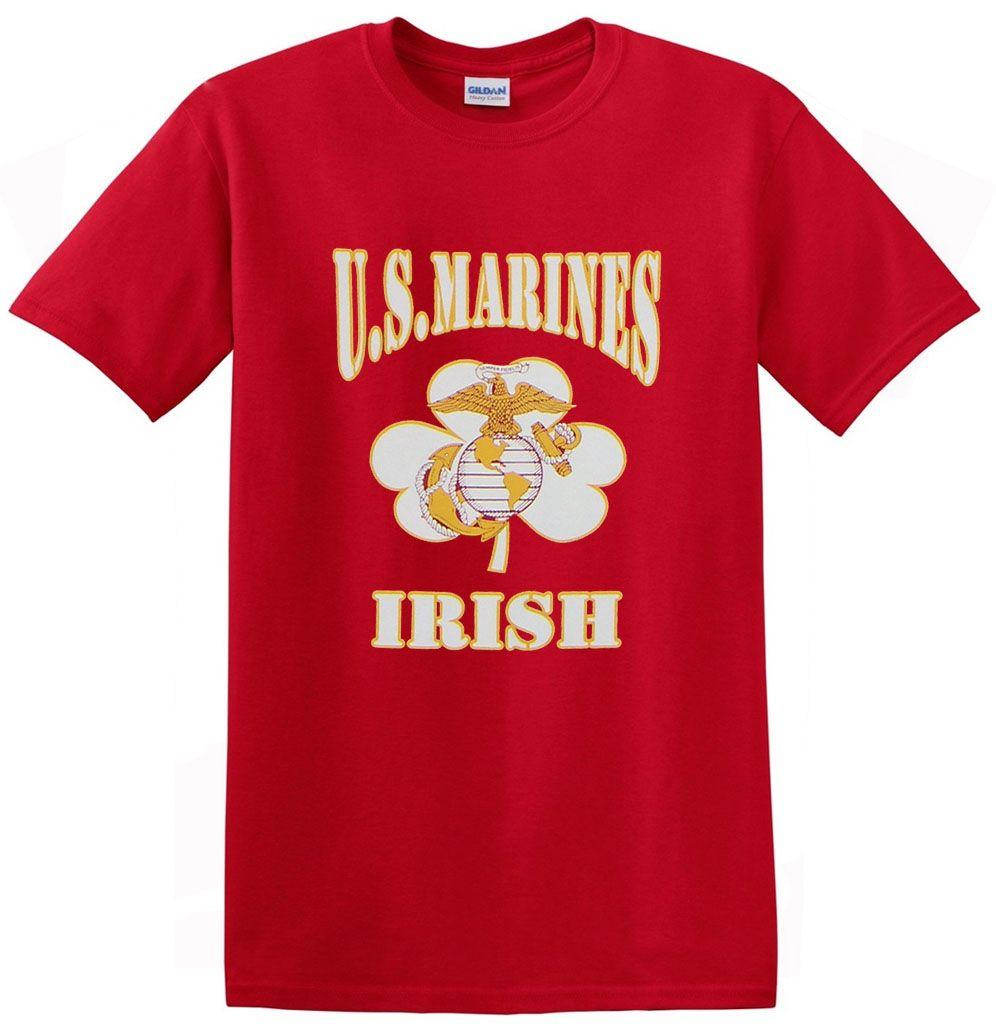 e513257a9 SHAMROCK MILITARY SHIRT - MARINE - Irish Crossroads