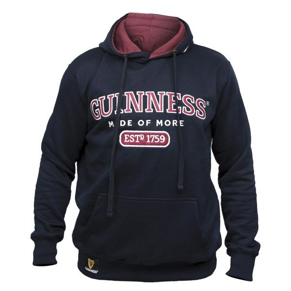 SWEATSHIRTS GUINNESS SIGNATURE NAVY HOODIES