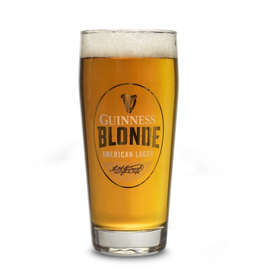 BARWARE GUINNESS BLONDE PINT GLASS