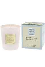 CANDLES SWEET GRAPEFRUIT & LIME - SCENTED CANDLE
