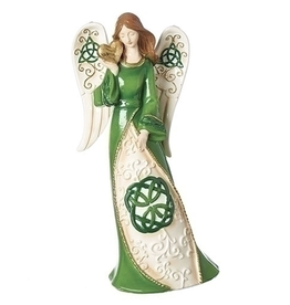 ANGELS IRISH ANGEL with HEART