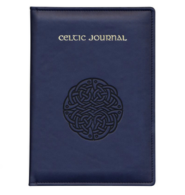MISC NOVELTY EMBOSSED CELTIC JOURNAL - Lined