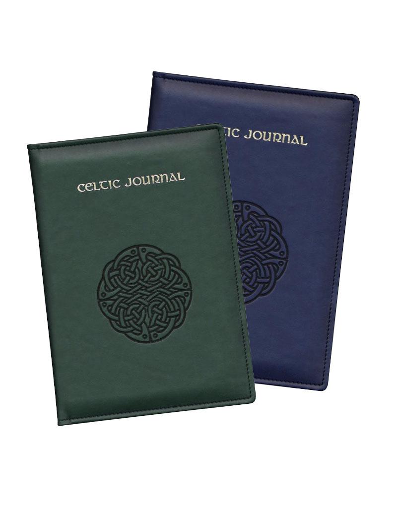MISC NOVELTY EMBOSSED CELTIC JOURNAL - Lined