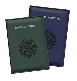 MISC NOVELTY EMBOSSED CELTIC JOURNAL - Blank