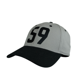 ACCESSORIES GUINNESS GREY 59 BASEBALL CAP
