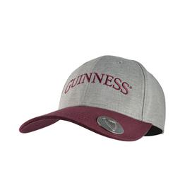 ACCESSORIES GUINNESS GREY & MAROON BOTTLE OPENER CAP