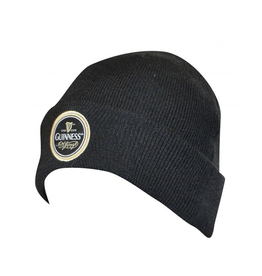ACCESSORIES GUINNESS CLASSIC BLACK LABEL BEANIE CAP