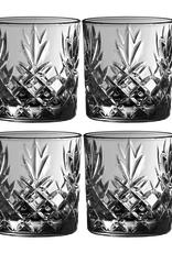 BARWARE GALWAY CRYSTAL RENMORE DOF SET (4)