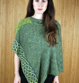 CAPES & RUANAS BILL BABER WALLACE SHAWL - Moss