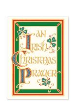 "CARDS ""AN IRISH CHRISTMAS PRAYER"" CHRISTMAS CARDS"