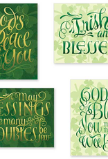 CARDS IRISH BLESSING NOTECARDS - 12pack