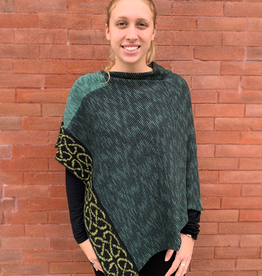 CAPES & RUANAS BILL BABER WALLACE SHAWL - Pine