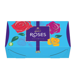CANDY CADBURY ROSES GIFT BOX (275g)