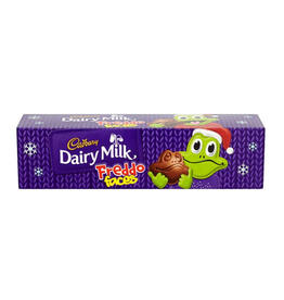 FOODS CADBURY FREDDO FACES TUBE (72g)