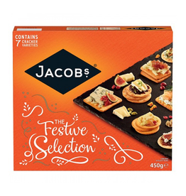 FOODS JACOBS FESTIVE SELECTION (450g)
