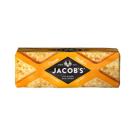 COOKIES & BISCUITS JACOBS CREAM CRACKERS (200g)