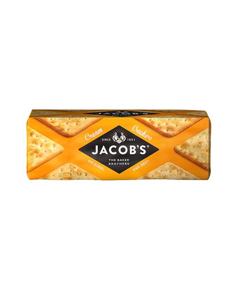 COOKIES & BISCUITS JACOBS CREAM CRACKERS (200g)
