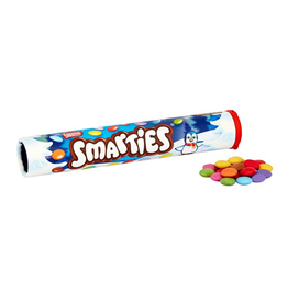 CANDY SMARTIES GIANT TUBE (130g)