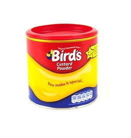 FOODS BIRDS CUSTARD POWDER (300g)
