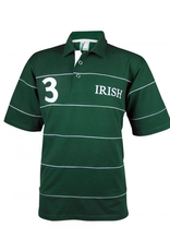 SPORTSWEAR CROKER IRISH GREEN PIPING POLO SHIRT